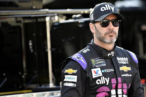 "Jimmie Johnson: ""I feel like we've stopped the bleeding"""