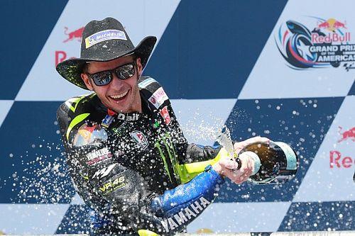 """Rossi y su futuro: """"De momento solo he hablado con Yamaha, no con Petronas"""""""