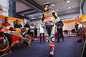 Balapan kandang pertama Lorenzo bersama Honda