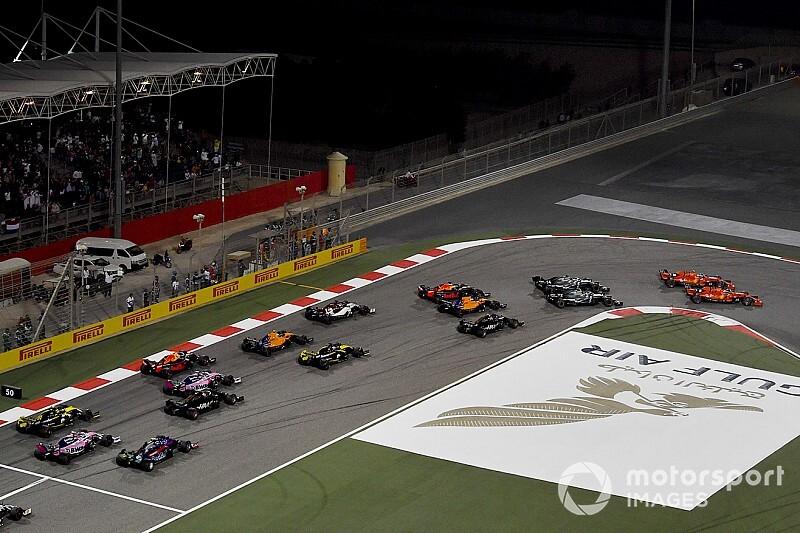 Les choix de pneus annoncés pour le GP de Bahreïn