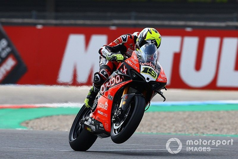 Ducati: We wouldn't have won any races without Bautista