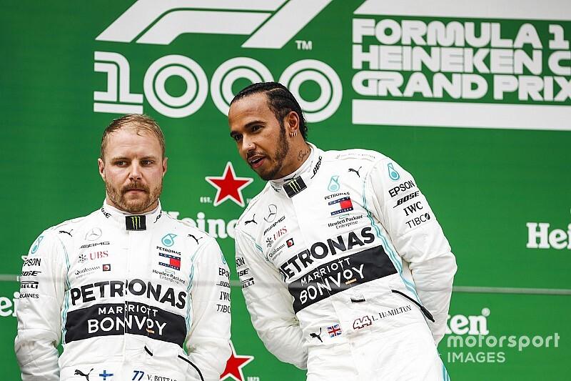Início avassalador dá chance a Mercedes de quebra de recorde histórico