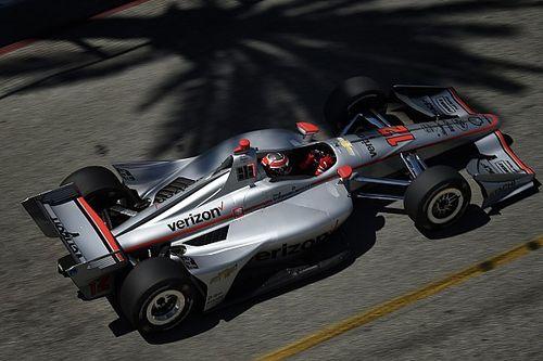 Power manda en la primera práctica en Indy y O'Ward en 16°