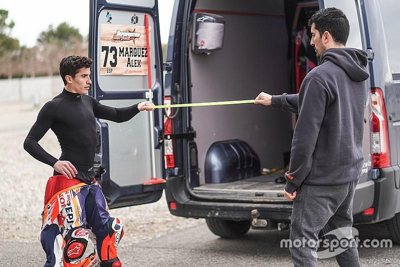 Médico de Márquez ordenou que motos do espanhol fossem desmontadas