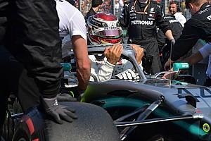Mercedes, Hamilton'ın F1 dışındaki hayatına karışmak istemiyor