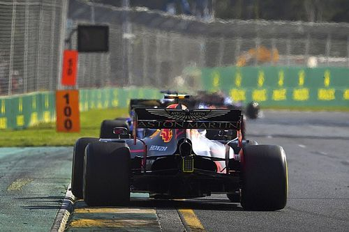 GP d'Australie - Les vitesses de pointe