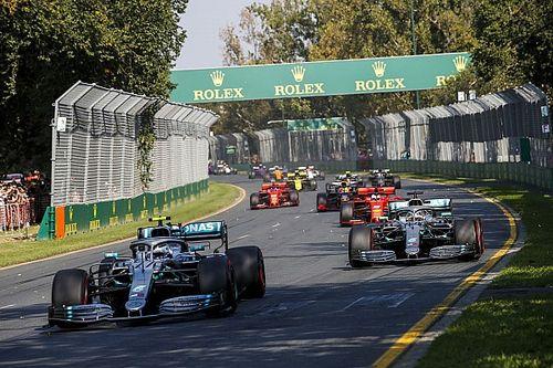 Rennergebnis in Bildern: Formel 1 Australien 2019 in Melbourne