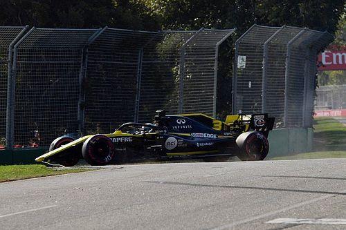 Debut pahit Ricciardo bersama Renault