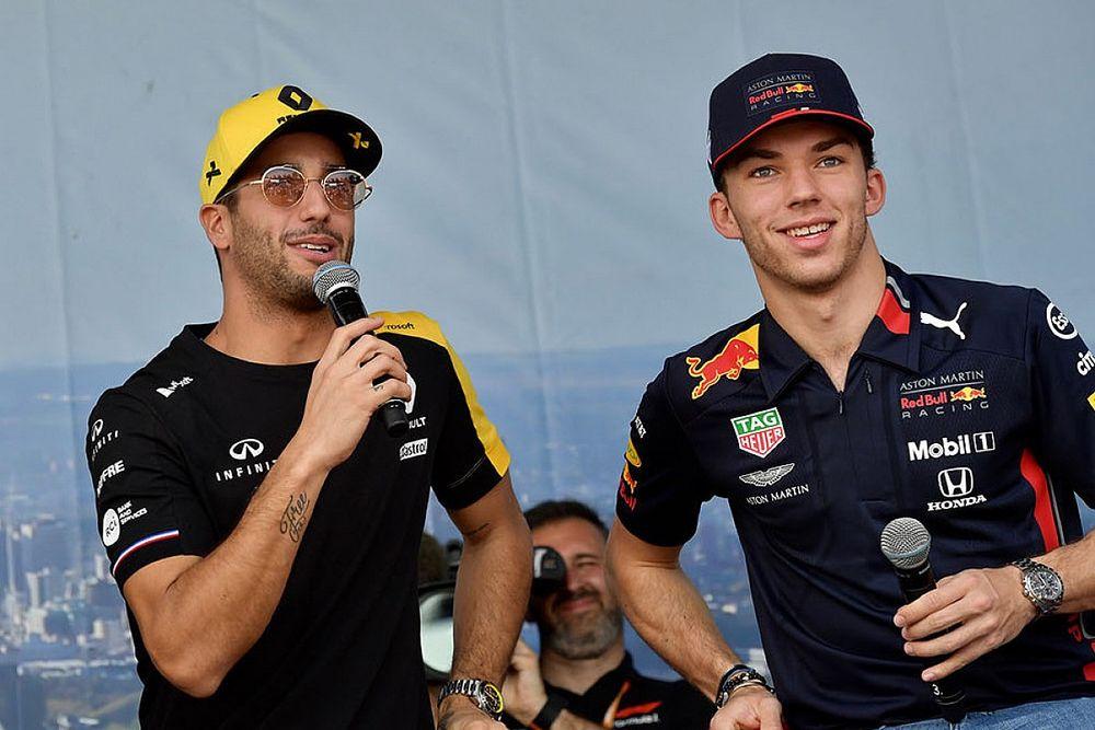 Кто заменит Переса в Red Bull? Все варианты
