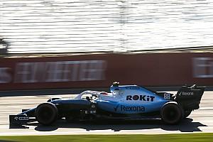 """Yarışın başında """"panik"""" yapan Kubica sadece tek aynayla yarışmış"""