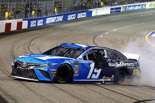 NASCAR Richmond: Martin Truex Jr. beendet Short-Track-Fluch