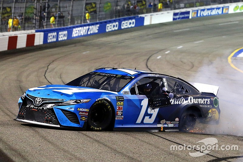 NASCAR Richmond: Martin Truex Jr. beendet Short-Track-Fluch
