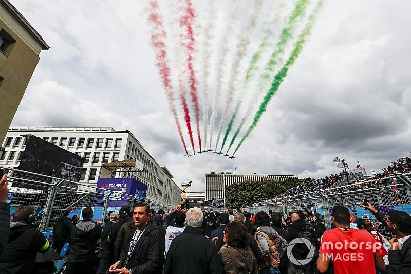Organisatie schort Formule E-race in Rome op vanwege corona