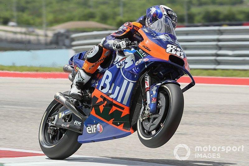 KTM amplía el contrato de Oliveira por una temporada más