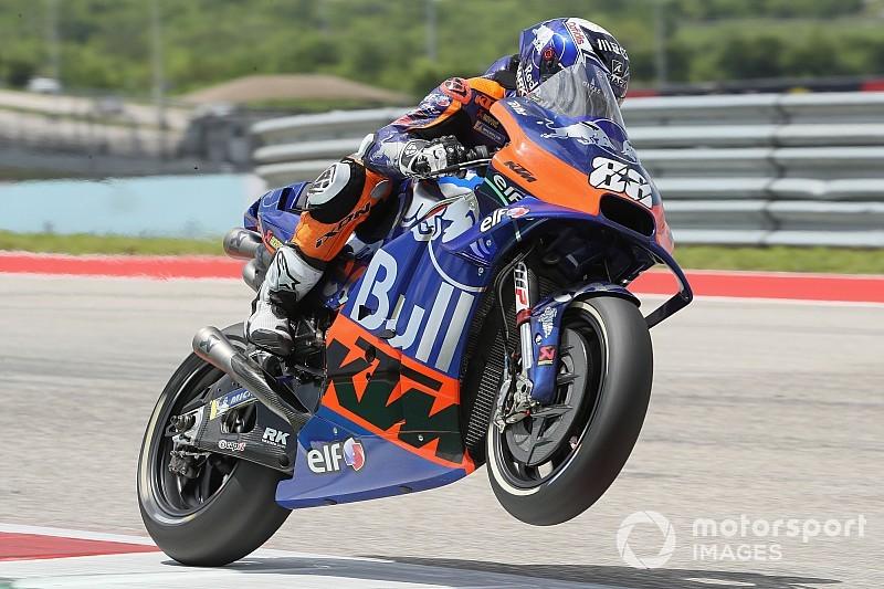 KTM prolonge le contrat de Miguel Oliveira
