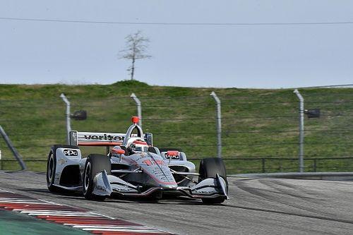 COTA IndyCar: Power leads Rosenqvist in second practice
