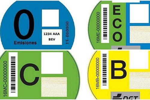 ¿Qué cambios habrá en las etiquetas ambientales de la DGT?
