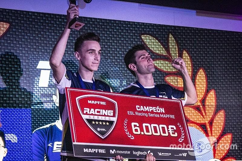 EDGE eSports vence en la primera edición de la ESL Racing Series Mapfre