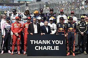 Ma 1 éve hunyt el Charlie Whiting, az F1 legendás versenyigazgatója
