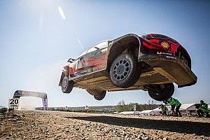 Galería: las mejores imágenes de la última jornada del Rally de México
