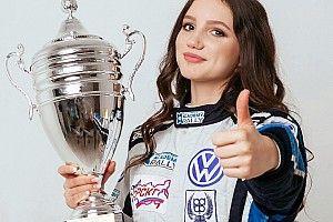 Сидоркова выступит в азиатской Формуле 3