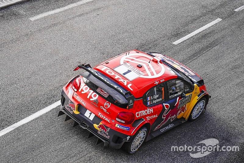 WRC: Citroen al Rally di Germania con aggiornamenti al motore