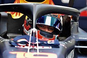 """Gasly no puede conducir el """"impredecible"""" Red Bull como quiere"""