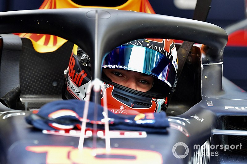 "Gasly can't drive ""unpredictable"" Red Bull how he wants"