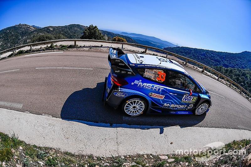Evans wraca na prowadzenie, Kajetanowicz trzeci w WRC 2
