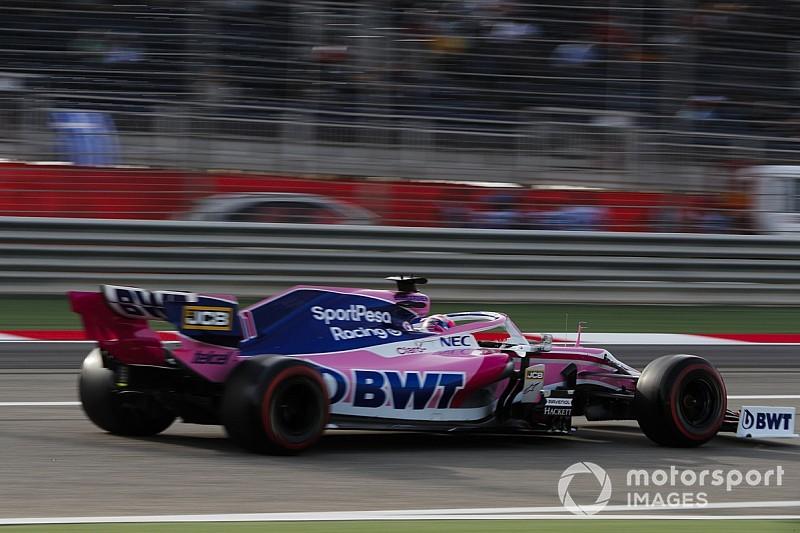 Perez hoopt dat Racing Point in Bahrein 'dieptepunt' heeft beleefd