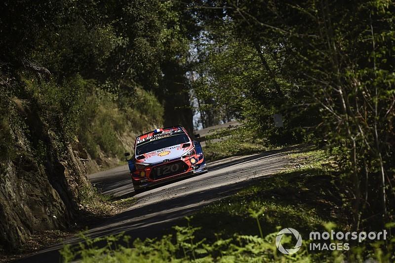 Loeb prêt à accumuler de l'expérience avec la Hyundai WRC