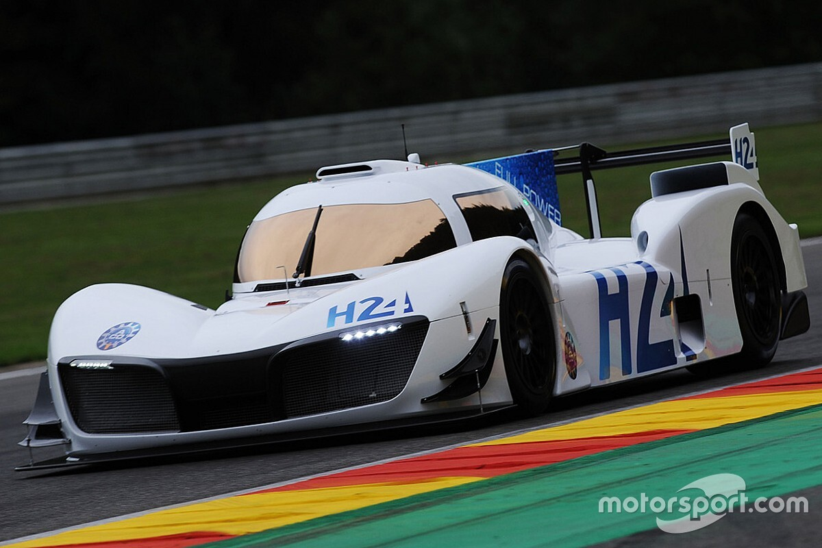 Red Bull, Oreca to supply chassis for Le Mans' hydrogen class