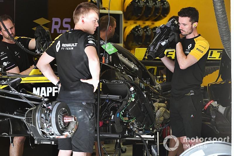 В Монако моторы Renault заработали на полную мощность впервые за год
