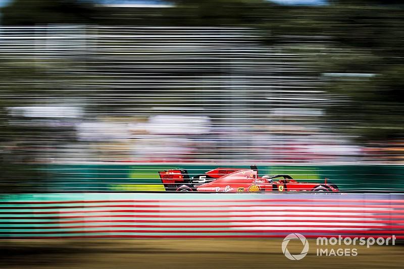 """Vettel verwacht beterschap: """"Maar Ferrari is niet langer favoriet"""""""