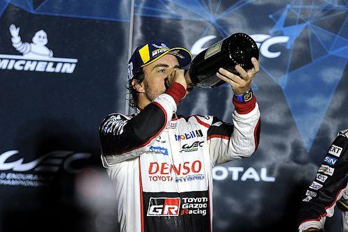 阿隆索确认勒芒后离开丰田WEC车队