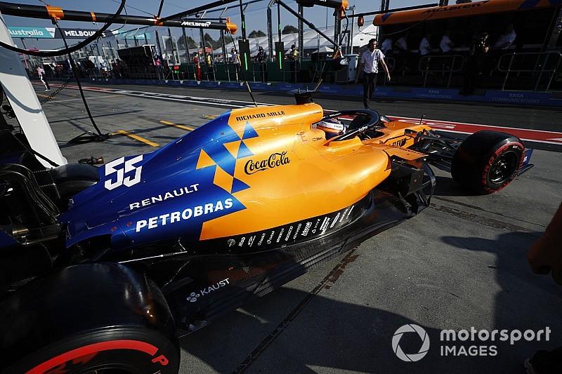 В Petrobras не успели подготовить топливо для McLaren к первой гонке сезона