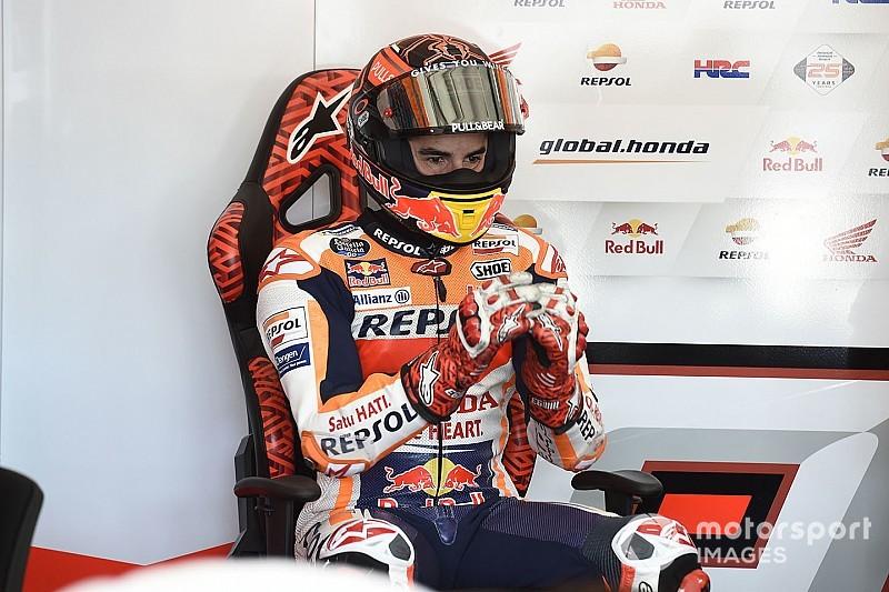 Marquez a szezon legelején még nem lesz teljesen egészséges
