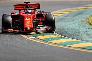 Vettel meglepődött a Mercedes tempóján