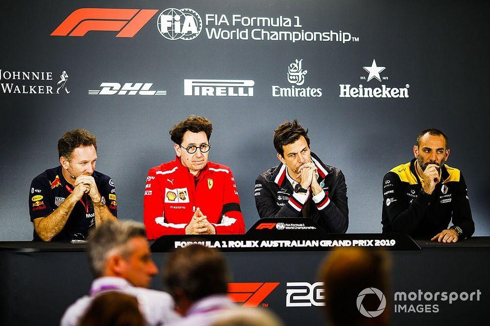 Вольф не хотел предлагать Ferrari лечиться. Просто неправильно выразился