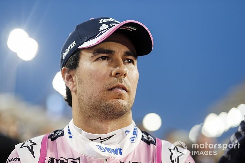 Sergio Pérez no cree que el segundo sitio sea indicativo del rendimiento