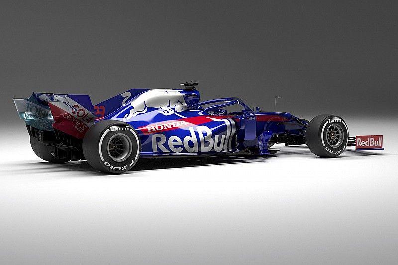 Toro Rosso: ecco la scheda tecnica della STR14-Honda di Kvyat e Albon