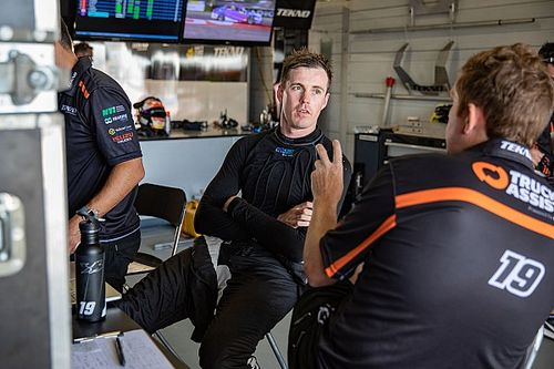 Le Brocq to stay with Tekno for remaining Supercars season