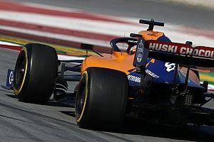 Las estadísticas del octavo y último día de tests de F1