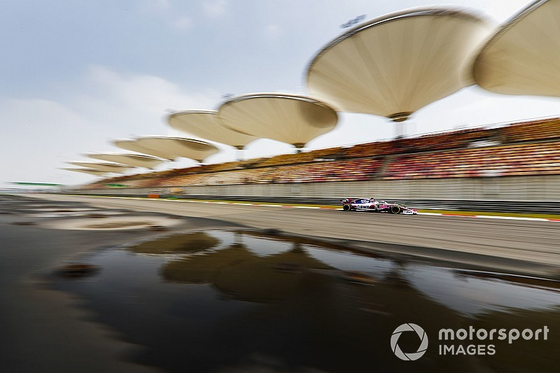 Live: Follow Chinese GP practice as it happens