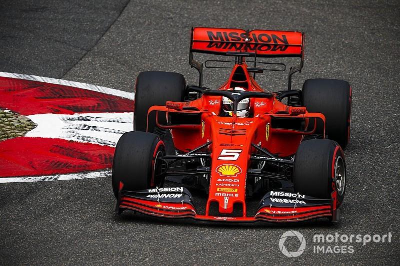 Vettel: Genel olarak mutluyum ama araçta daha fazla potansiyel var