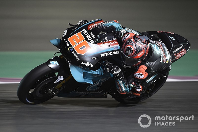 """Disconnecting brain"" key to test star Quartararo's progress"