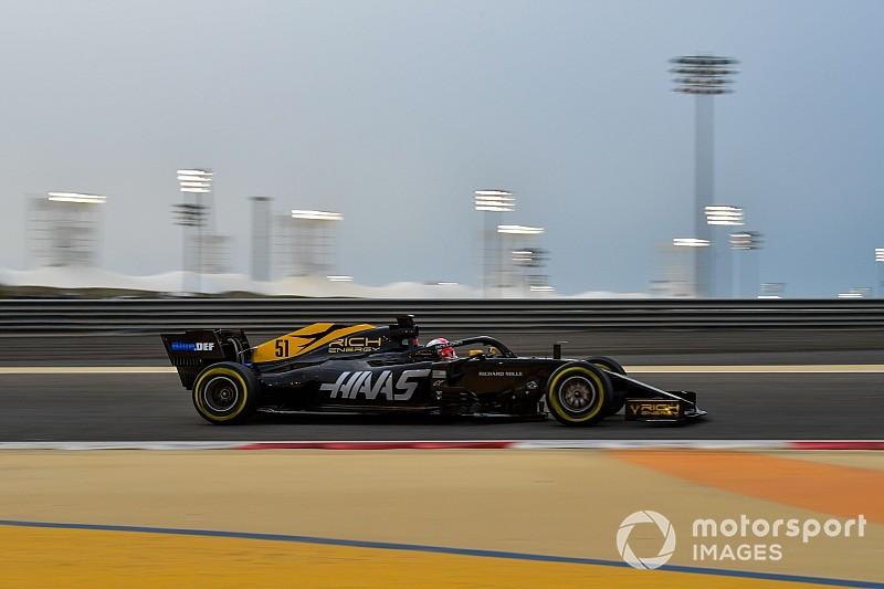 Verstappen bate Schumacher em teste; Fittipaldi é 12º e Alonso 11º