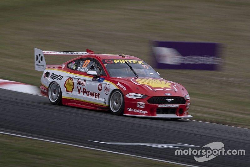 Tasmania Supercars: McLaughlin tops final practice