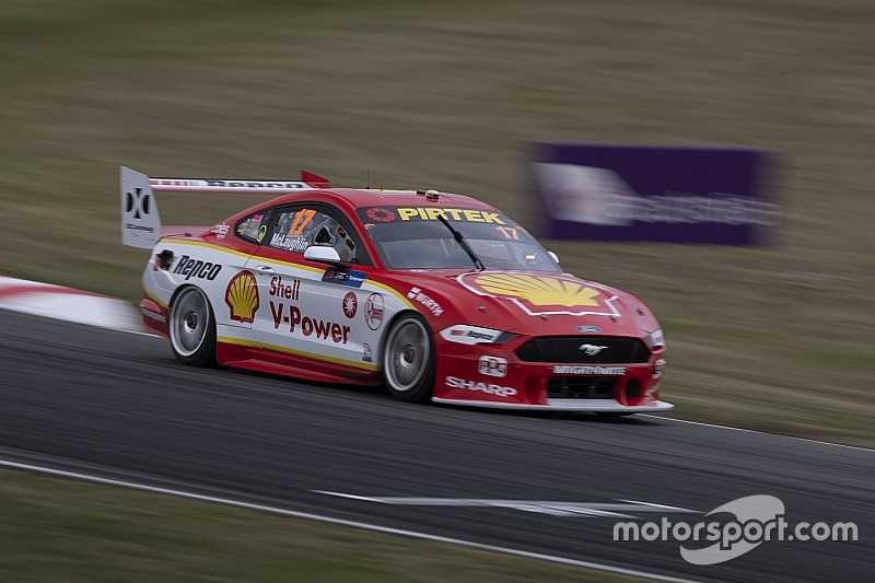 Tasmania Supercars: McLaughlin tops final practice
