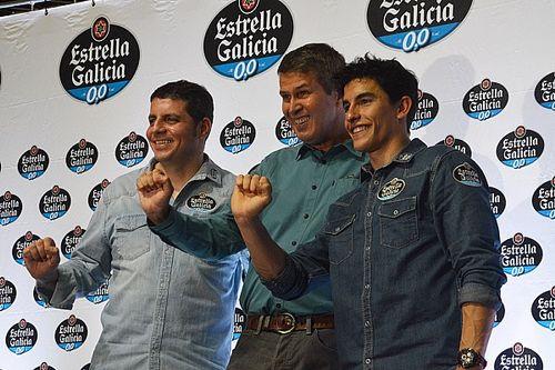 """No Brasil, Márquez lembra cumprimento de Rossi: """"relação de respeito"""""""